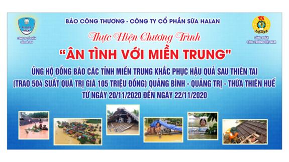 Công ty Sữa Hà Lan luôn đồng hành cùng sức khỏe người tiêu dùng Việt Nam