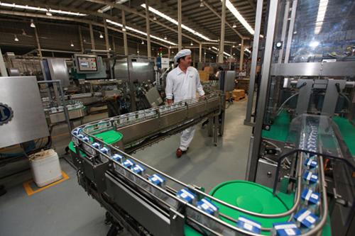 Công nghệ chế biến, đóng gói sữa ở VN không thua kém các nước tiên tiến