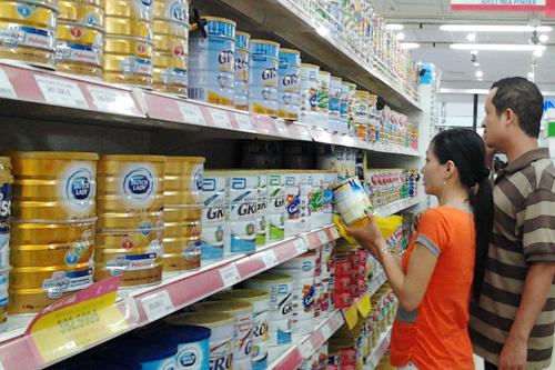 Bỏ trần giá sữa, người tiêu dùng được lợi