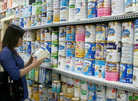 Để chọn được sữa tốt nuôi con