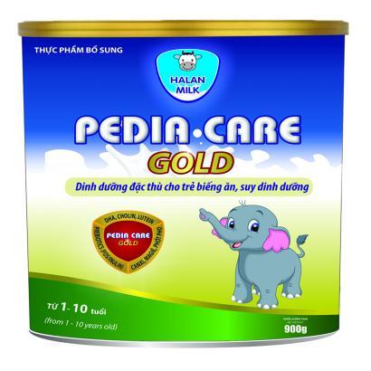 Sử dụng sữa Halan Milk cho bé chậm tăng cân
