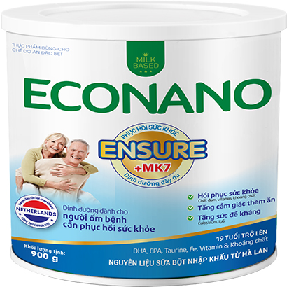 Econano Ensure 900gr