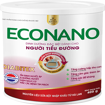 Econano Diabetex 400gr