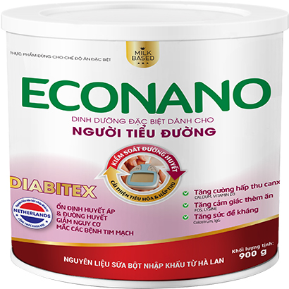 Econano Diabetex 900gr