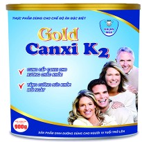 Gold Canxi K2 900gr