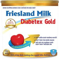 FRIESLAND MILK DIABETEX GOLD 400g
