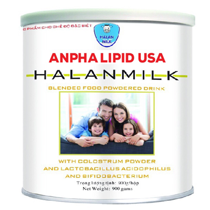 ANPHA LIPID USA 900g
