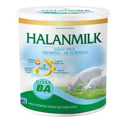 HALAN MILK GOAT BA 400g