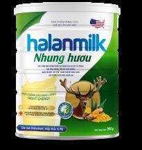 HALAN MILK NHUNG HƯƠU 900gr