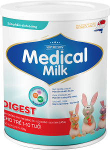MEDICAL MILK DIGEST 400g