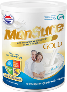 MONSURE GOLD 400g