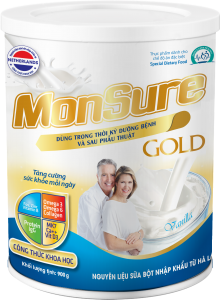 MONSURE GOLD 900gr