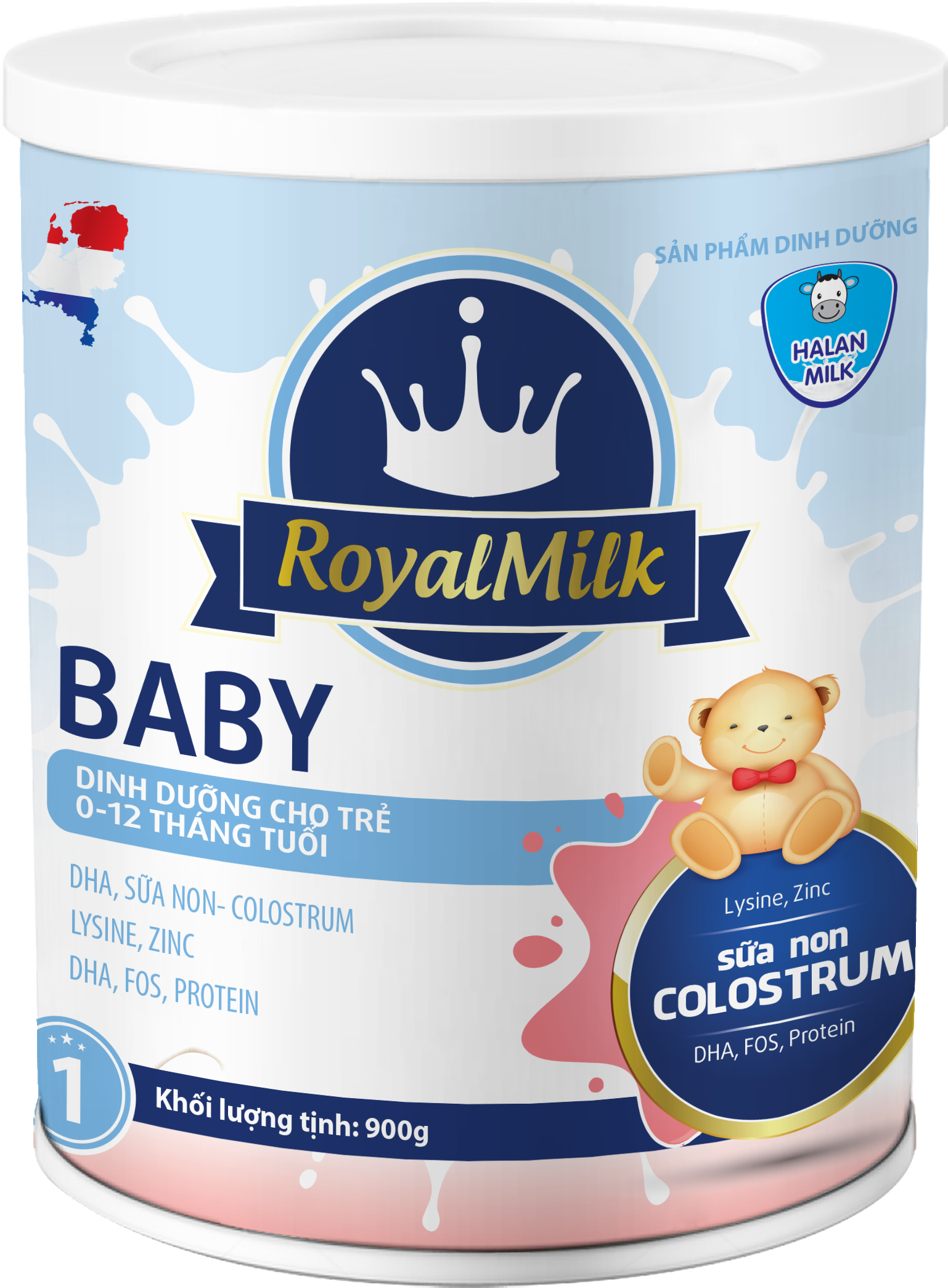 ROYAL MILK BABY 900g