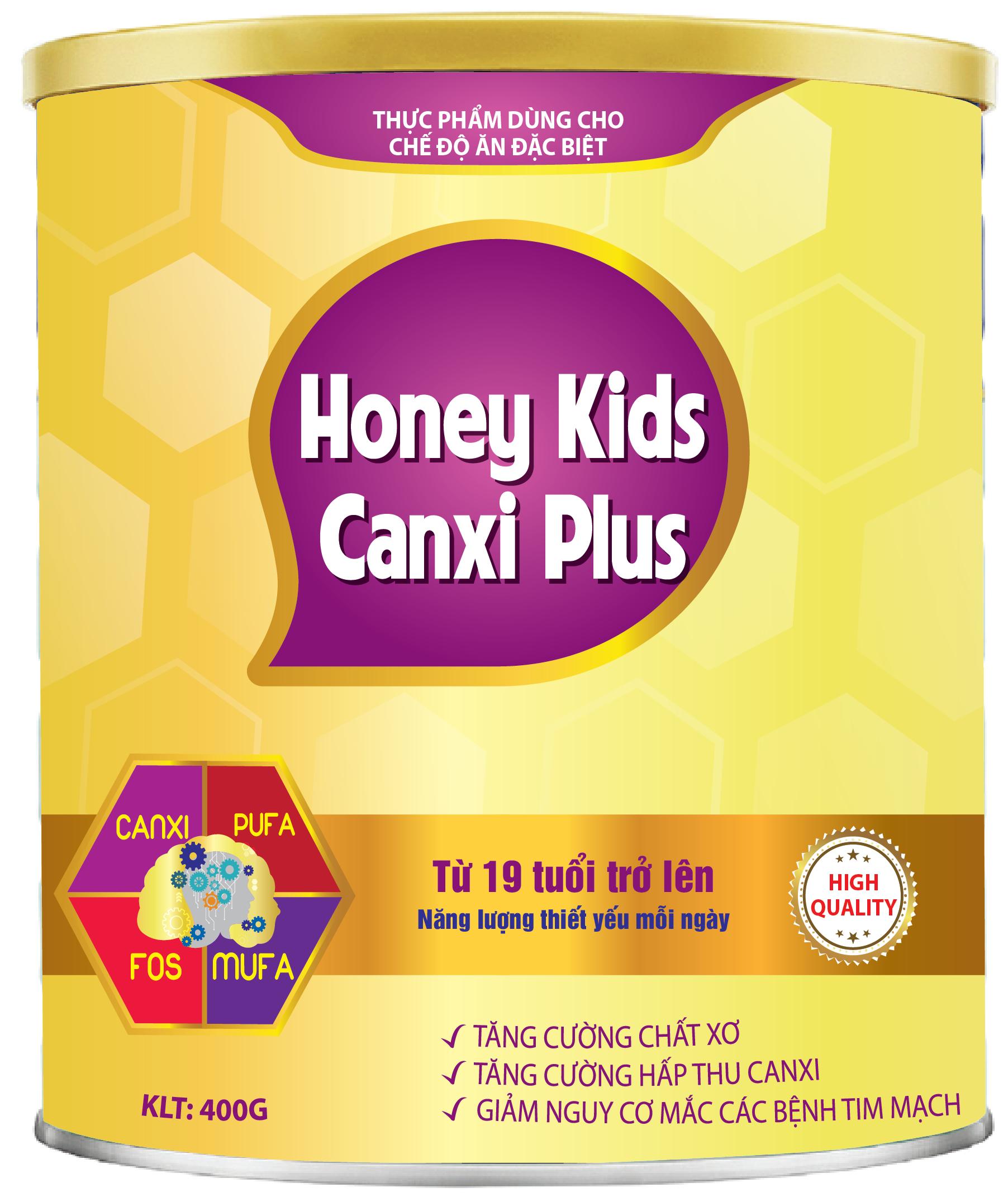HONEY KIDS CANXI PLUS 900gr