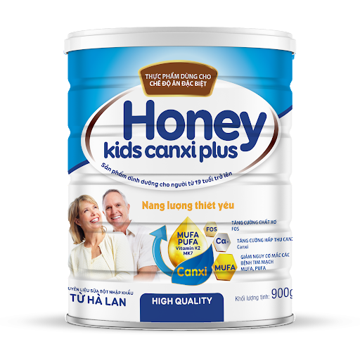 HONEY KIDS CANXI PLUS 900g