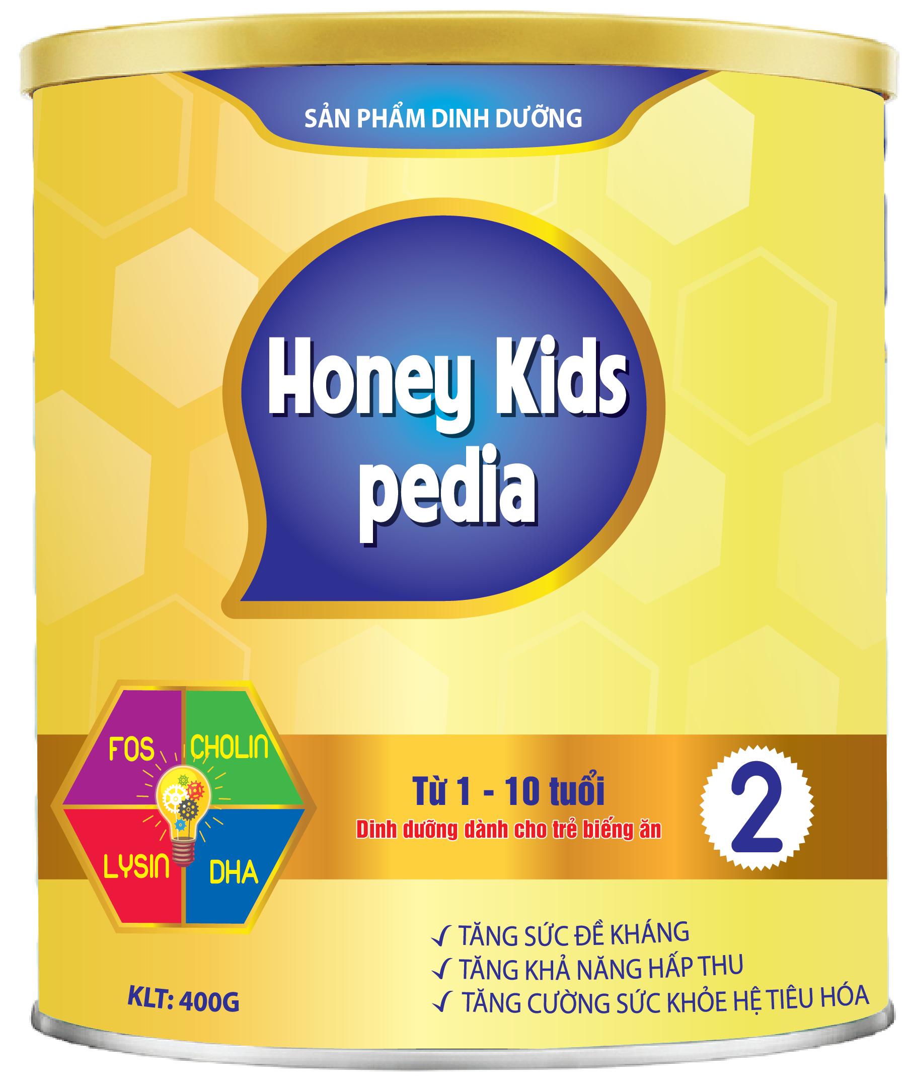 HONEY KIDS PEDIA 400gr