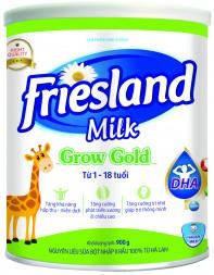 FRIESLAND MILK GROW GOLD 900g
