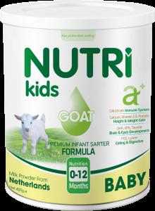 NUTRI KIDS A+ GOAT BABY 400g