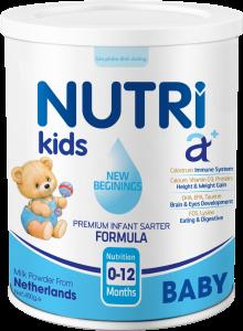 NUTRI KIDS A+ BABY 400g