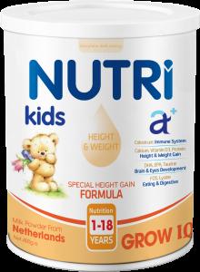 NUTRI KIDS A+ GROW IQ 400g