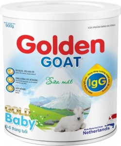 GOLDEN GOAT GOLD BABY 900gr