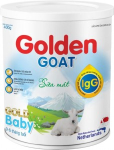 GOLDEN GOAT GOLD BABY 400gr
