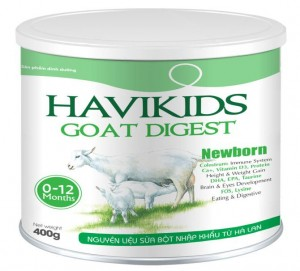 HAVIKIDS GOAT DIGEST 400gr