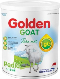 GOLDEN GOAT PEDIA 400gr