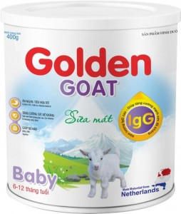 GOLDEN GOAT BABY 400gr
