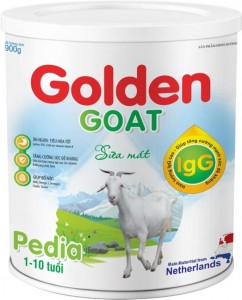 GOLDEN GOAT PEDIA 900gr