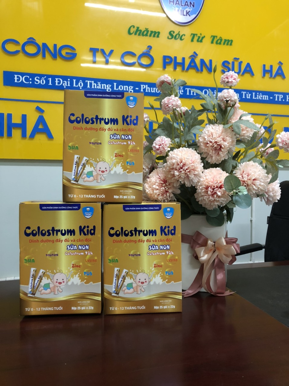 COLOSTRUM KID hộp 550g