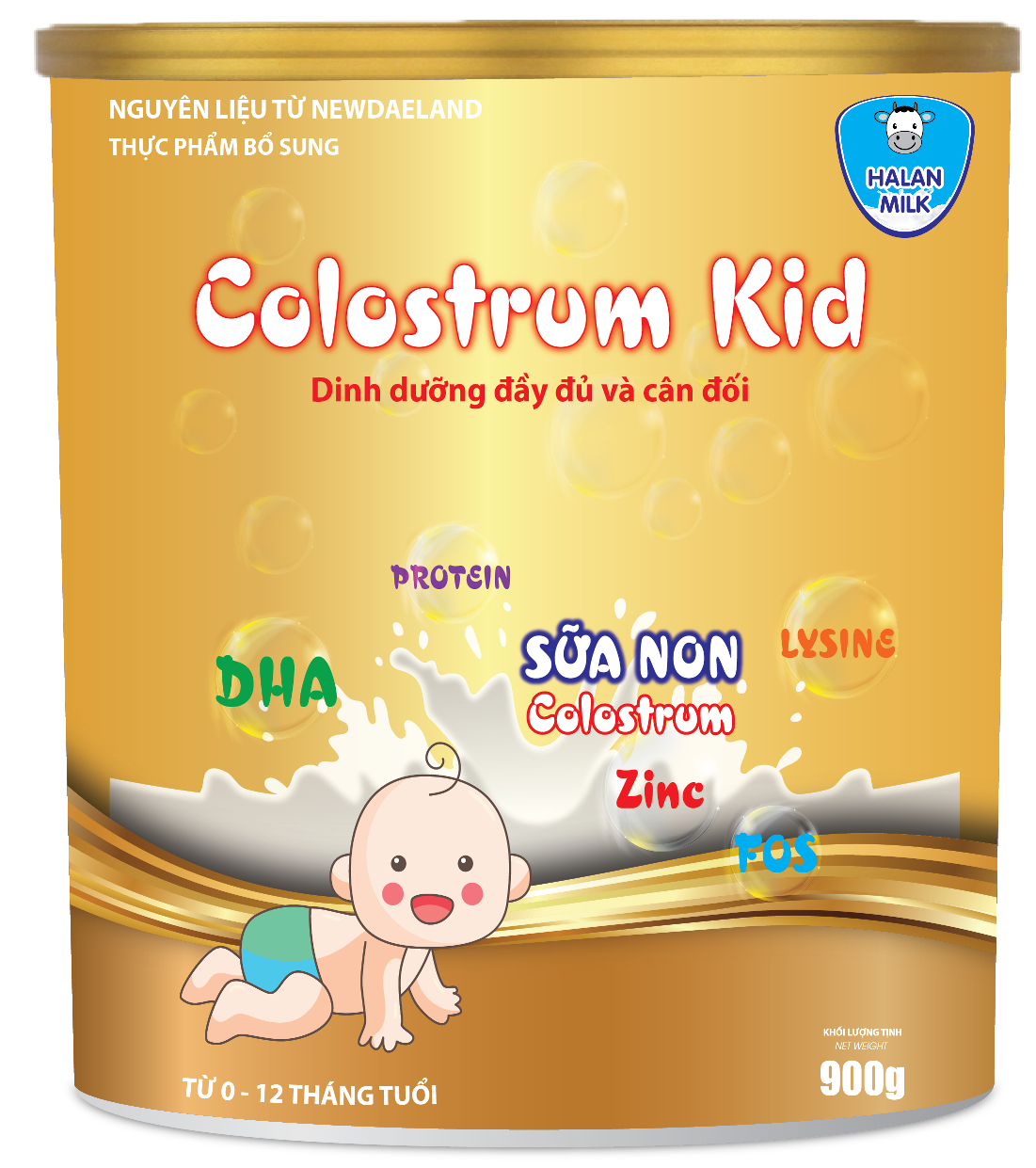 COLOSTRUM KID 900g