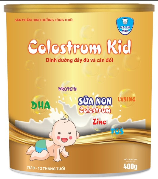 COLOSTRUM KID 400g