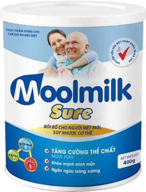 MOOL MILK SURE 400gr