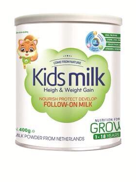 KIDS MILK GROW 400gr