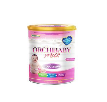 ORCHIBABY MILK 900gr