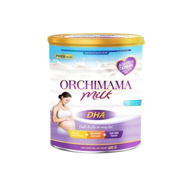 ORCHIMAMA MILK 400gr