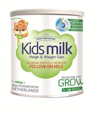KIDS MILK GROW 900gr