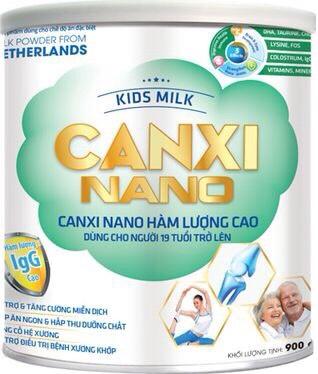 KIDS MILK CANXI NANO 900gr
