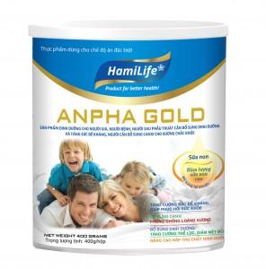 HAMILIFE ANPHA GOLD 400gr