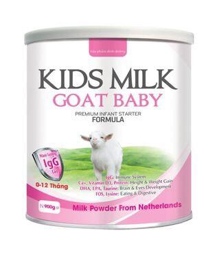 KIDS MILK GOAT BABY 400gr