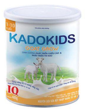 KADOKIDS GOAT GROW IQ 400gr