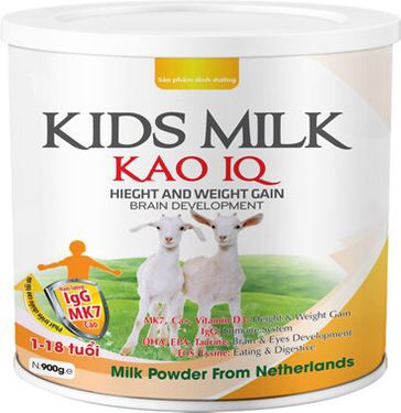KIDS MILK KAO IQ 900gr
