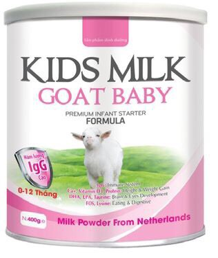 KIDS MILK GOAT BABY 900gr