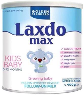 LAXDOMAX KIDS BABY 900gr