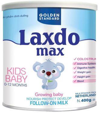 LAXDOMAX KIDS BABY 400gr