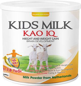 KIDS MILK KAO IQ 400gr