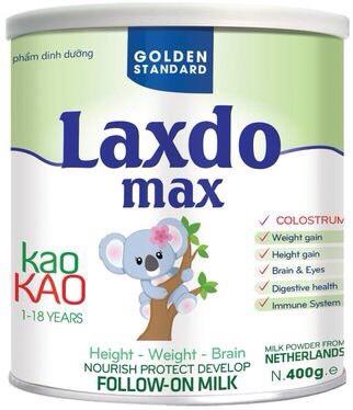 LAXDOMAX KAO KAO 400gr
