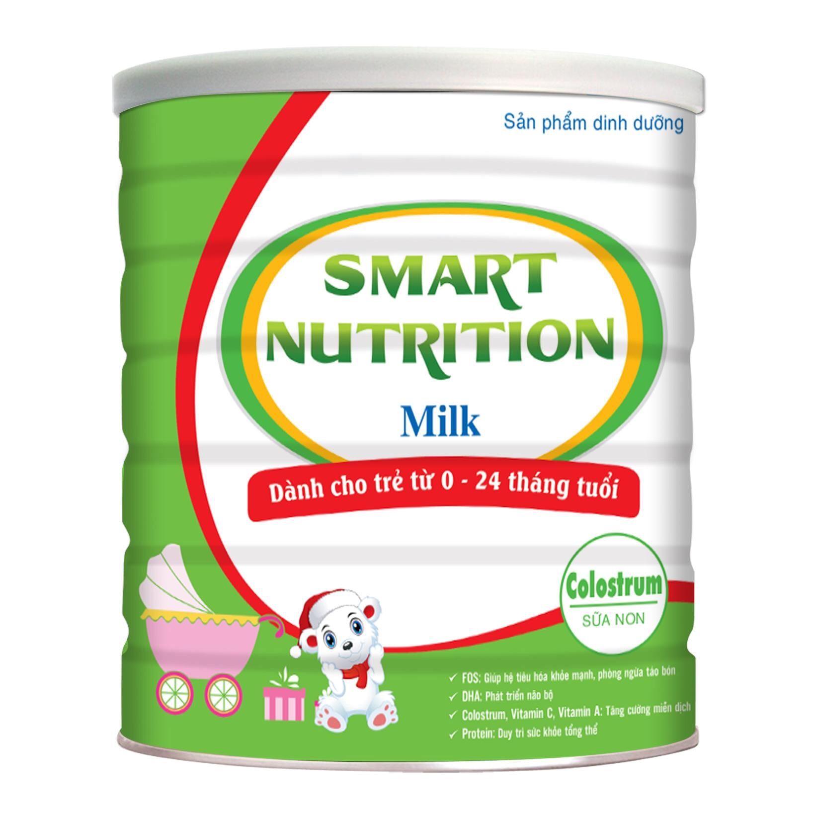 SMART NUTRITION MILK 900g
