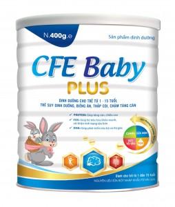 CFE BABY PLUS 400g